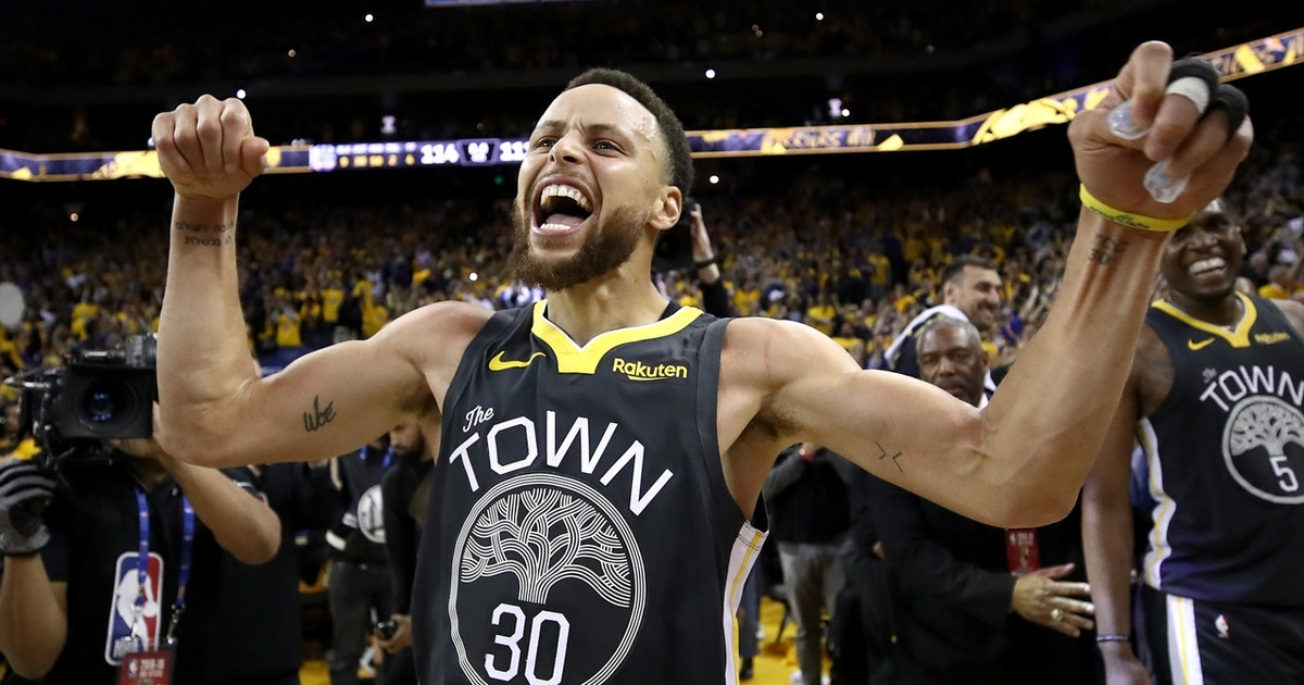 Colin Cowherd on Warriors' Game 2 win: 'That's what dynasties look like late in games'