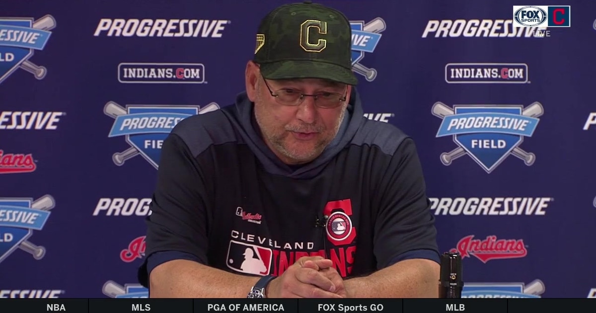 Post Game: Terry Francona talks about what went right for the Tribe