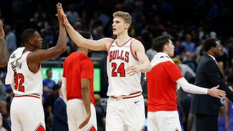 4. Chicago Bulls