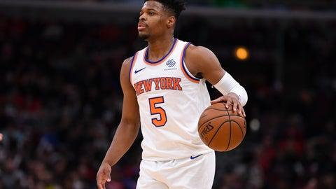 1. New York Knicks