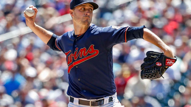 Twins beat White Sox 7-0 behind Odorizzi, two more homers