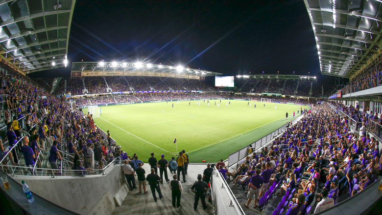 Orlando City's home renamed Exploria Stadium, will host MLS All-Star game in July