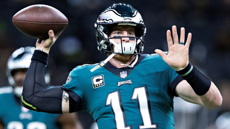 Cris Carter weighs in on Carson Wentz's contract extension with the Eagles