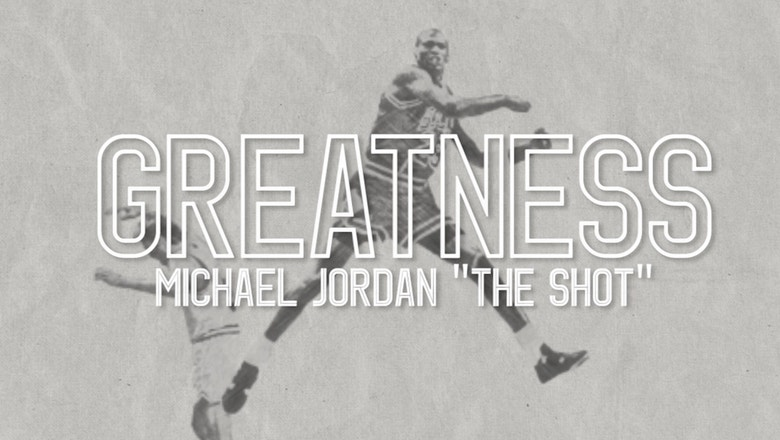 Greatness: Rob Parker witnesses one of MJ's most iconic moments –'The Shot'