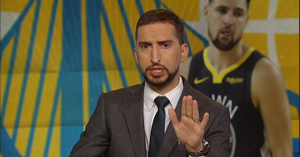 Nick Wright thinks the Warriors' dynasty is over after Klay Thompson suffers ACL injury