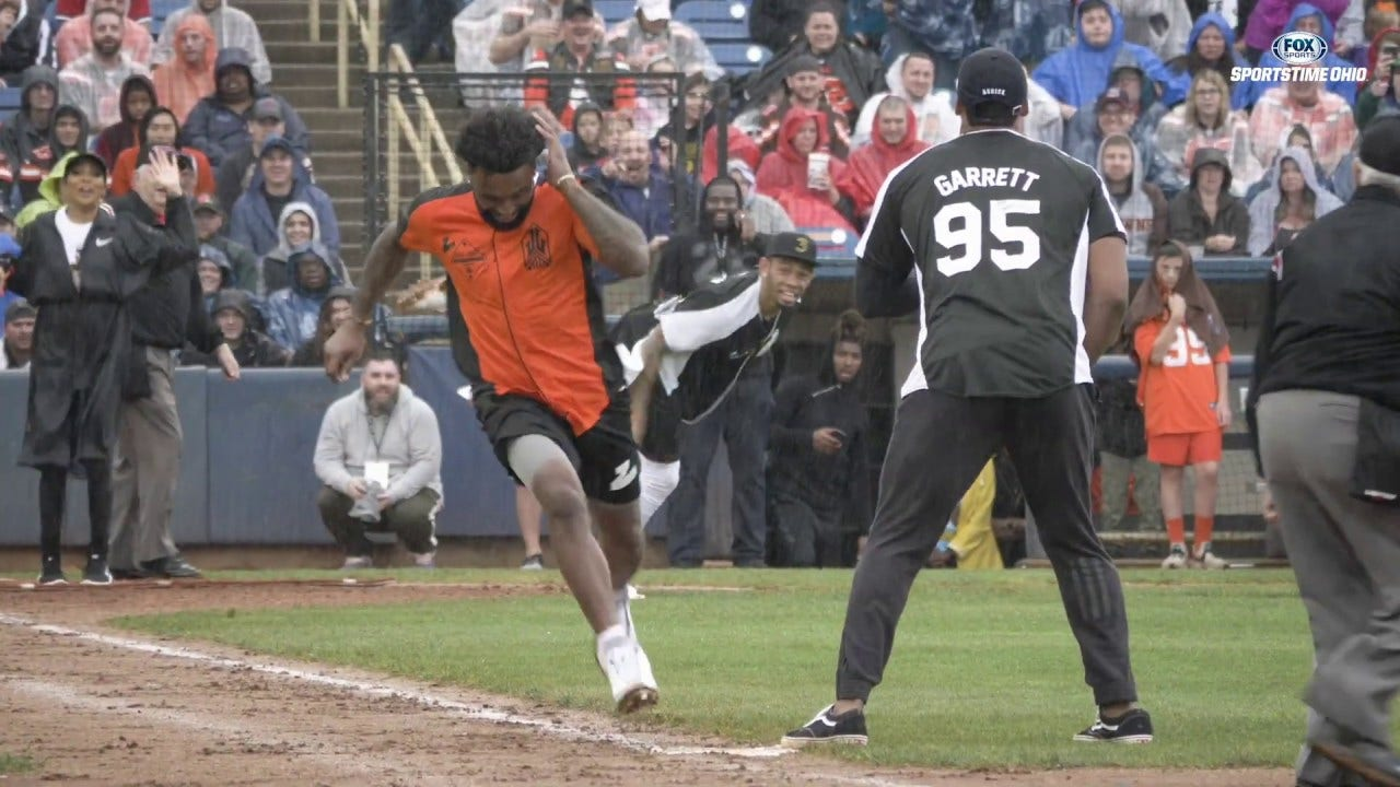 Highlights from Jarvis Landry's Celebrity Softball Game at Classic Park