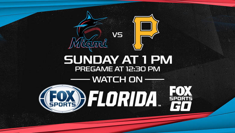 Preview: Marlins go with Sandy Alcantara out in series finale vs. Pirates