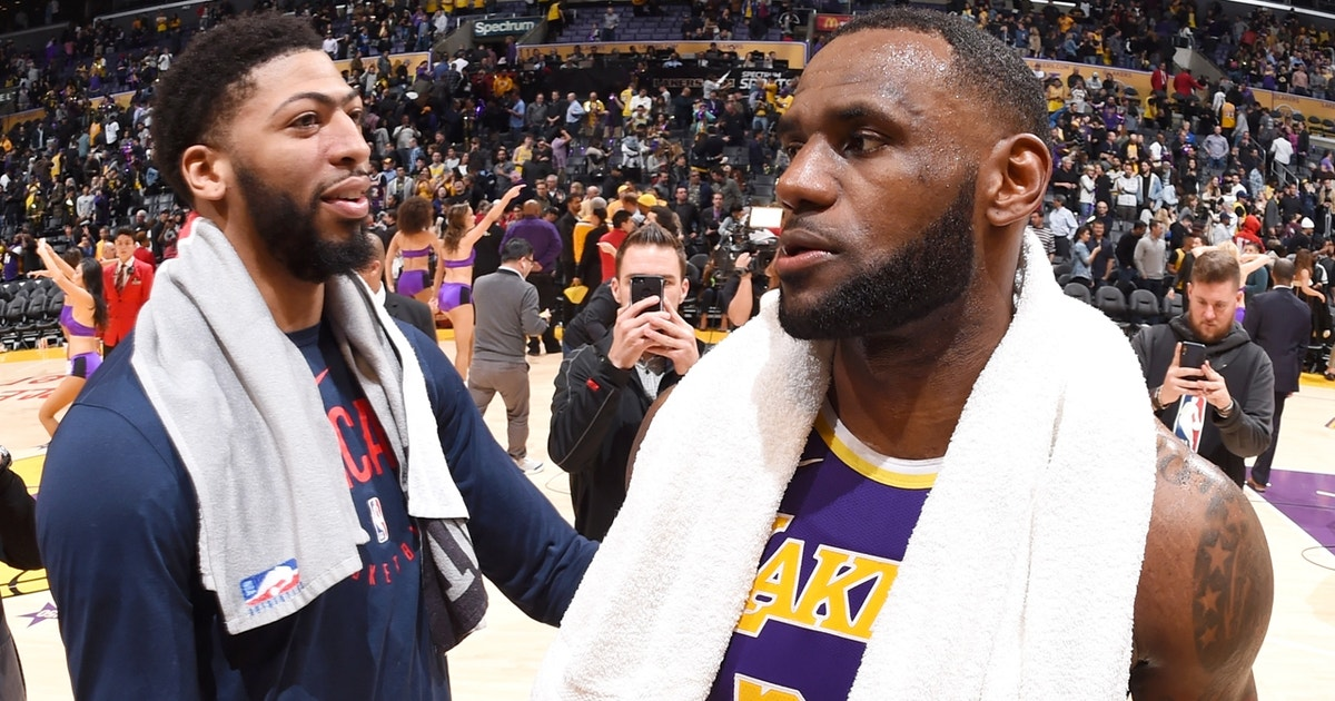 Nick Wright: LeBron James- Anthony Davis are the best duo in the NBA by a wide margin