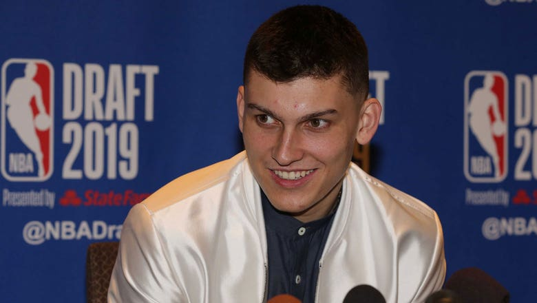 Heat select Kentucky guard Tyler Herro with 13th overall pick in 2019 NBA draft