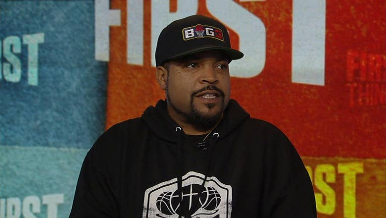Ice Cube: 'The Clippers will never steal the spotlight from the Lakers'