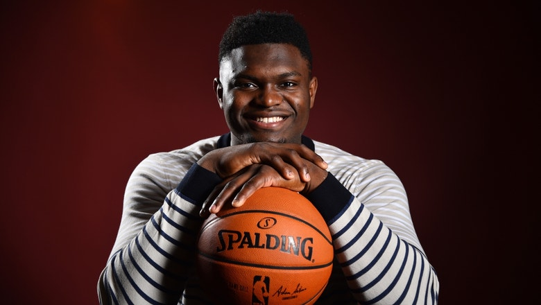 Nick Wright: My expectations are Zion will win Rookie of the Year
