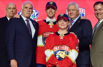 NHL Draft: Panthers make 8 selections on Day 2