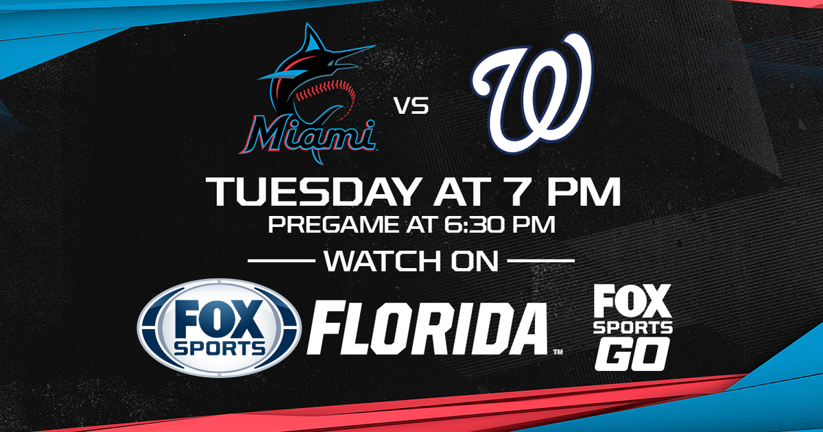 Washington Nationals at Miami Marlins game preview