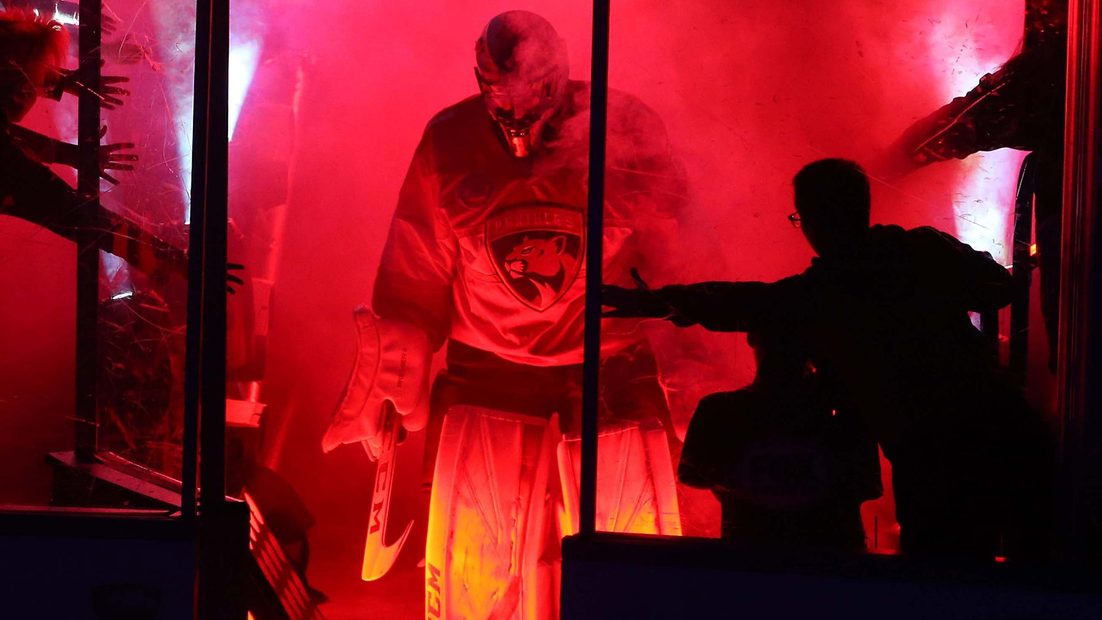 Panthers Legend Future Hall Of Famer Roberto Luongo Announces