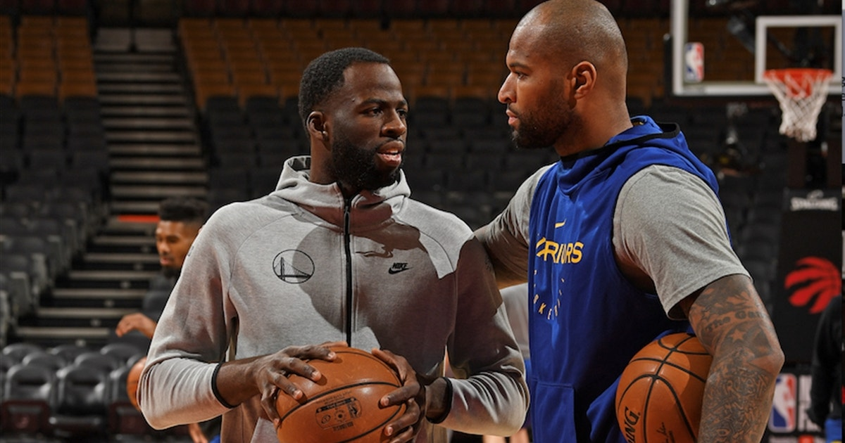 Nick Wright: Warriors 'clearest path' to winning Game 6 is the help from their supporting cast
