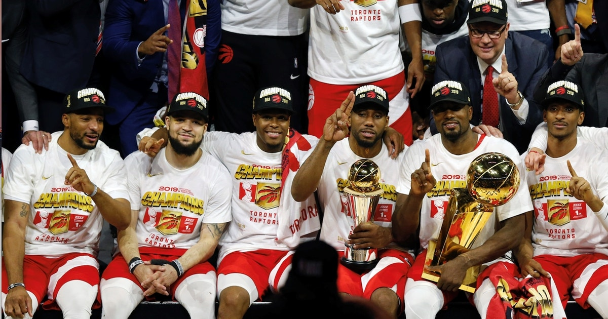 Nick Wright: Raptors winning their 1st title is the 'greatest moment in Canadian basketball history'
