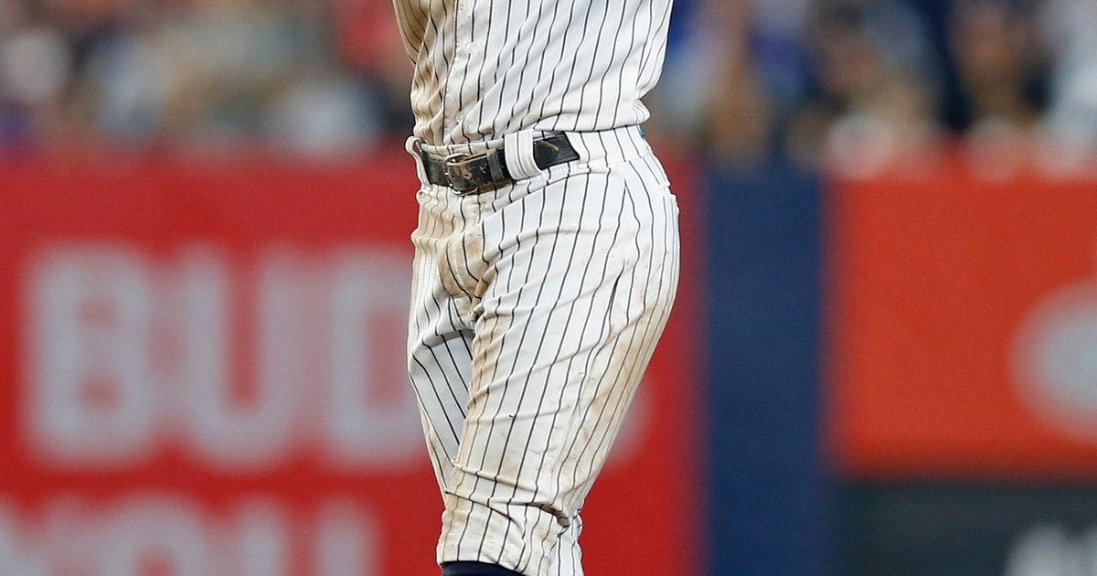 Yankees OF Maybin goes on IL with strained calf | FOX Sports