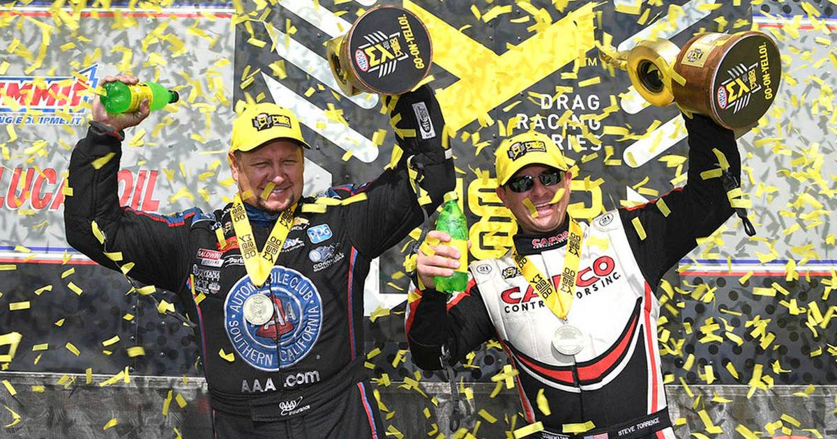 Robert Hight, Steve Torrence win at the Heartland Nationals | 2019 NHRA DRAG RACING
