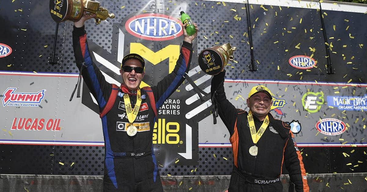 Bob Tasca III and Mike Salinas take home wins at the Thunder Valley Nationals | 2019 NHRA DRAG RACING