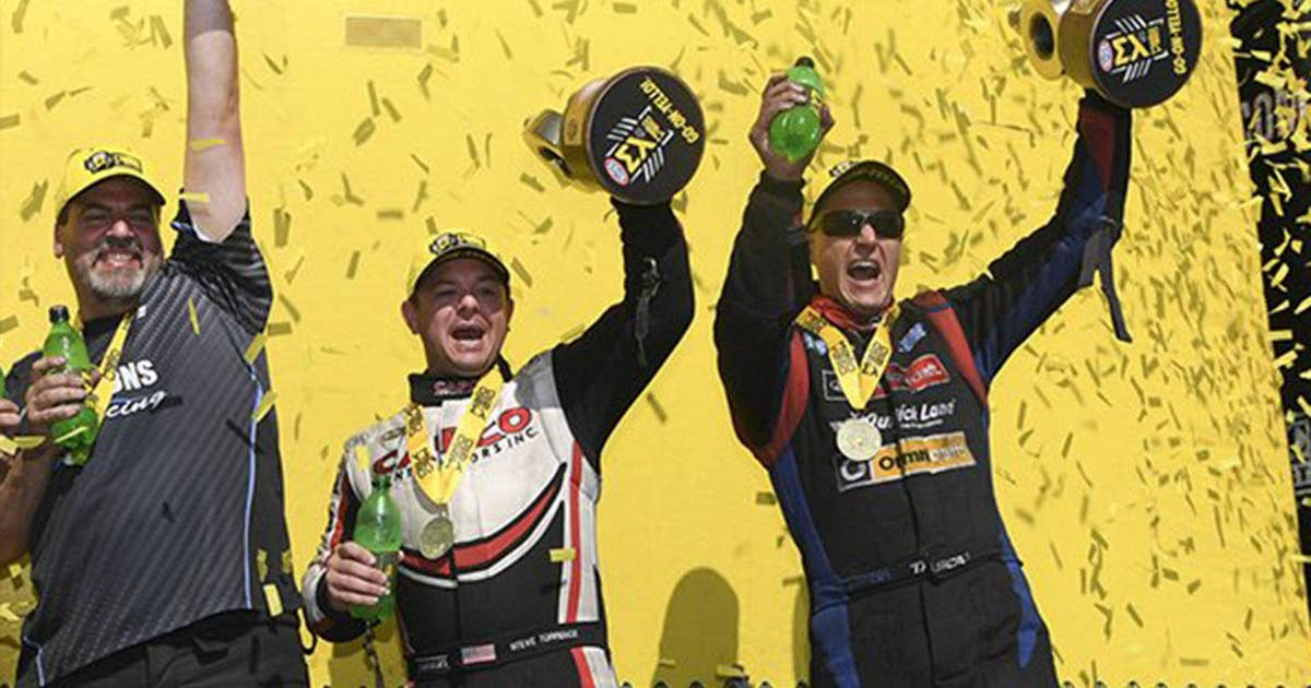 McGaha, Tasca and Torrence take home wins in Norwalk | 2019 NHRA DRAG RACING