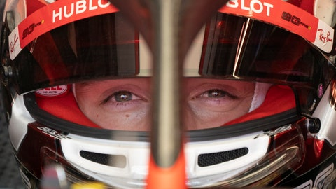 <p>               Ferrari driver Charles Leclerc of Monaco sits in his car during the second practice session at the Formula One Canadian Grand Prix auto race, Friday, June 7, 2019, in Montreal. (Paul Chiasson/The Canadian Press via AP)             </p>