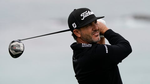 <p>               Scott Piercy watches his tee shot on the 11th hole during the first round of the U.S. Open Championship golf tournament Thursday, June 13, 2019, in Pebble Beach, Calif. (AP Photo/David J. Phillip)             </p>