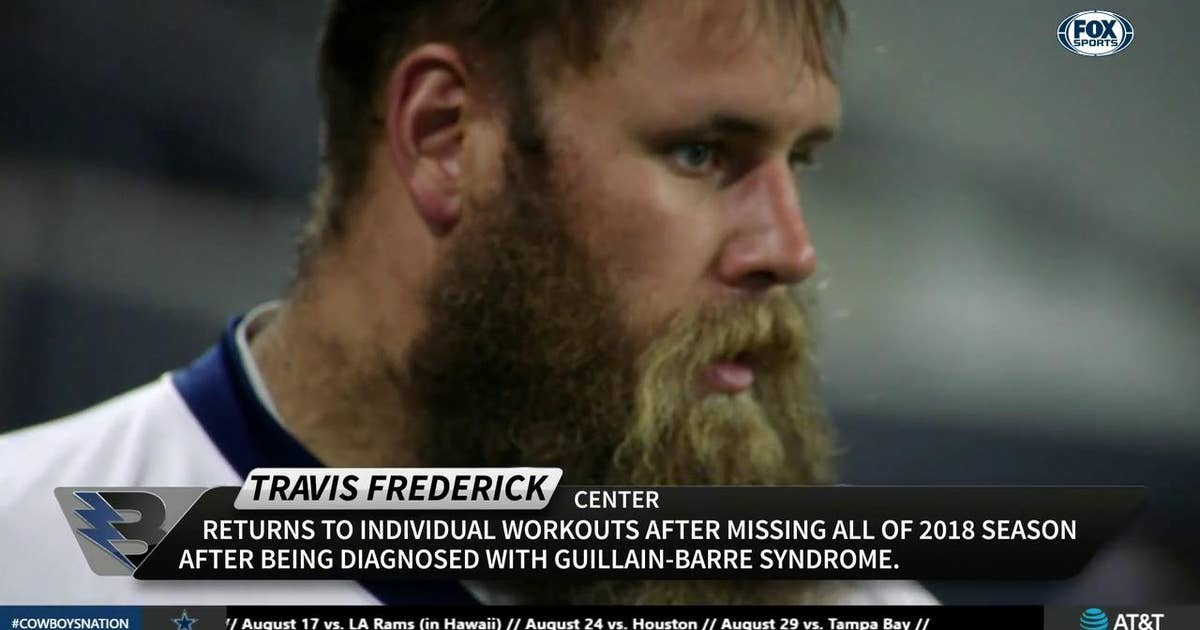 Travis Frederick Returns to Individual Workouts | The Blitz: Dallas Cowboys Report