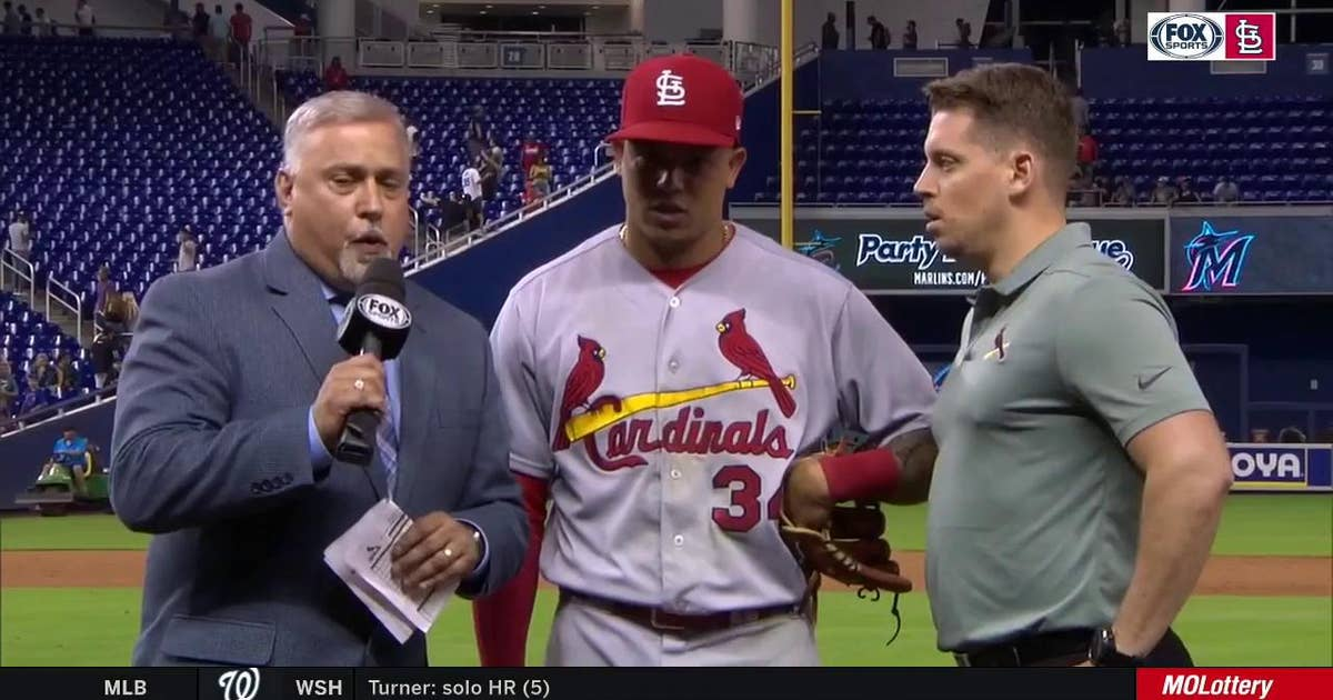 Muñoz on Wacha: 'I knew he was going to have a great outing'
