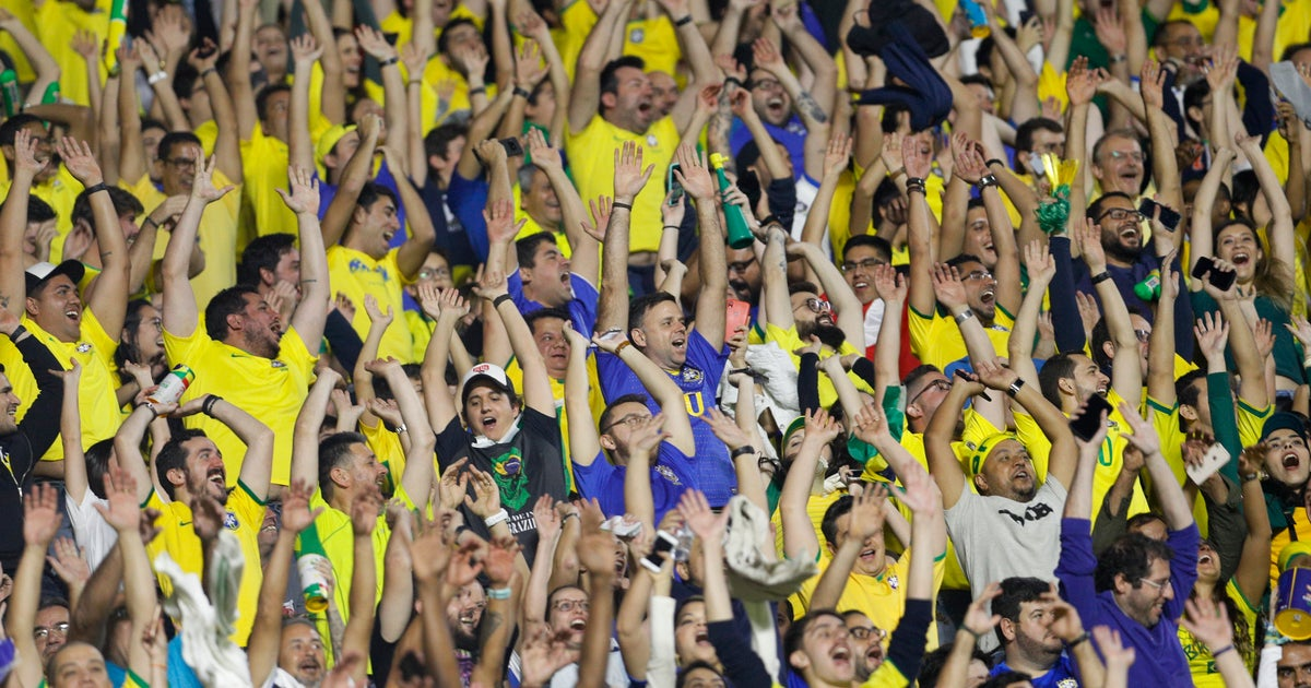Costly tickets, empty seats and quiet crowd for Brazil game