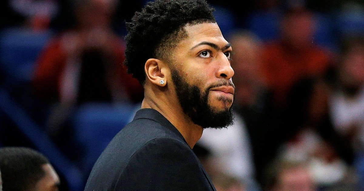 Skip Bayless on pressure Anthony Davis will face in LA: 'He has no idea what he just got himself into'