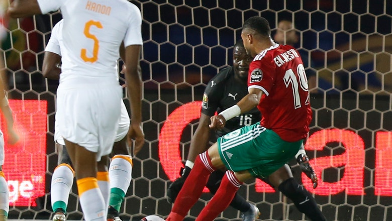 Morocco progresses at African Cup after beating Ivory Coast