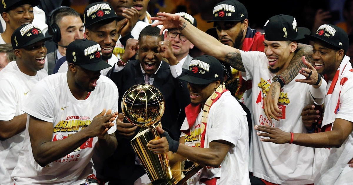 Shannon Sharpe: The Raptors' 'balance' was the key to dethroning the Warriors as NBA Champions