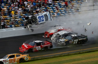 Kyle Larson looks back at his horrific wreck at Daytona in 2013