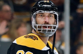 Chara, Dunn join jaw-dropping club of playing through pain