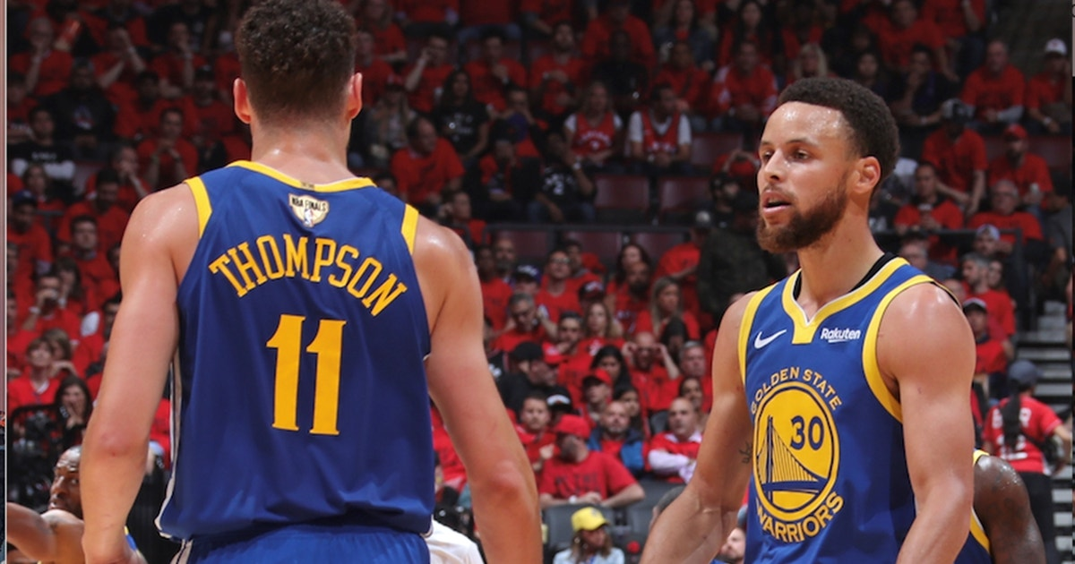 Skip Bayless makes the case for why the Warriors will win Game 6 vs. the Raptors