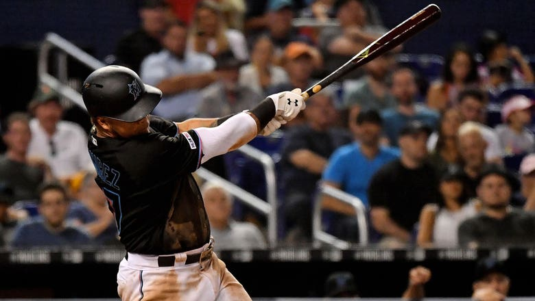 Harold Ramirez, Garrett Cooper go 3-4 at the plate as Marlins rally for 4-3 win over Pirates