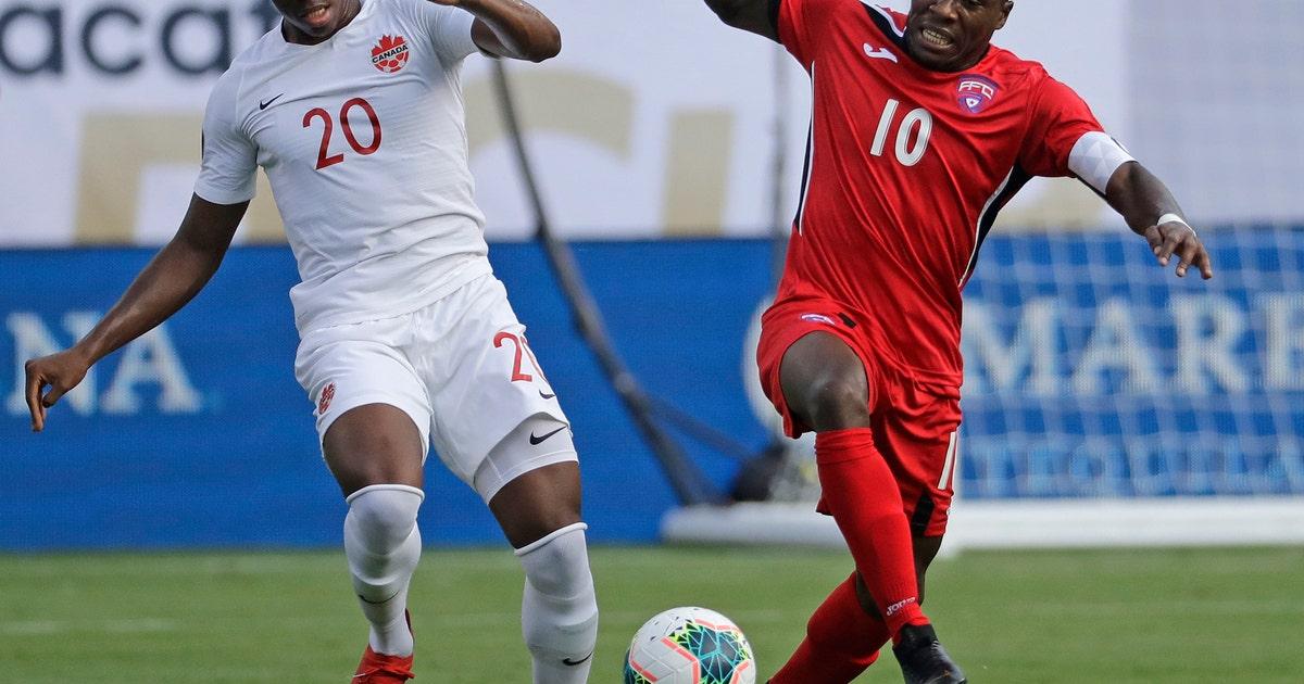 Cavallini, David scores 3 goals, Canada defeats Cuba 7-0   FOX Sports