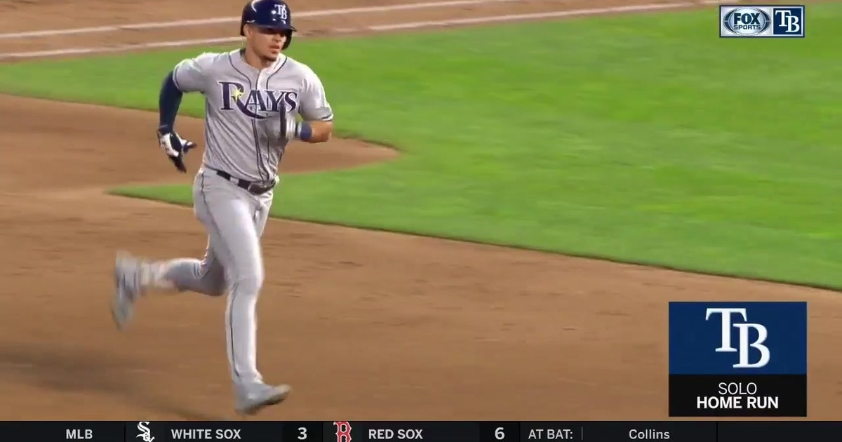 WATCH: Willy Adames goes yard at Target Field