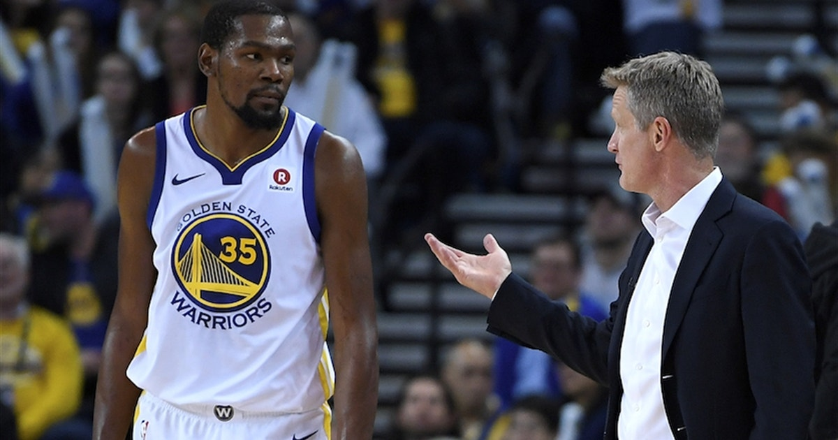 Skip Bayless: 'I don't believe' the Warriors made KD aware of what was fully going on in his lower leg