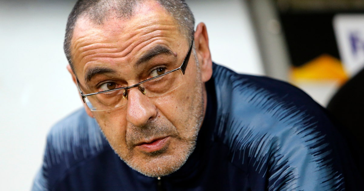 Sarri: Becoming Juventus coach is a 'crowning achievement'