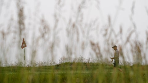 <p>               Martin Kaymer, of Germany, walks on the fourth green during a practice round for the U.S. Open Championship golf tournament, Wednesday, June 12, 2019, in Pebble Beach, Calif. (AP Photo/Carolyn Kaster)             </p>