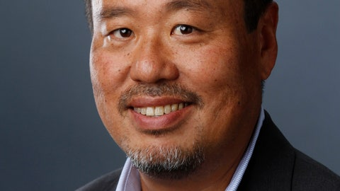 <p>               This Aug. 14, 2015, photo shows Kiichiro Sato, newly appointed Asia deputy for storytelling and photography. Sato has been named deputy news director for storytelling and photography, rounding out a leadership team directing video, text and photo coverage across the Asia-Pacific region. (Paul Sakuma via AP)             </p>