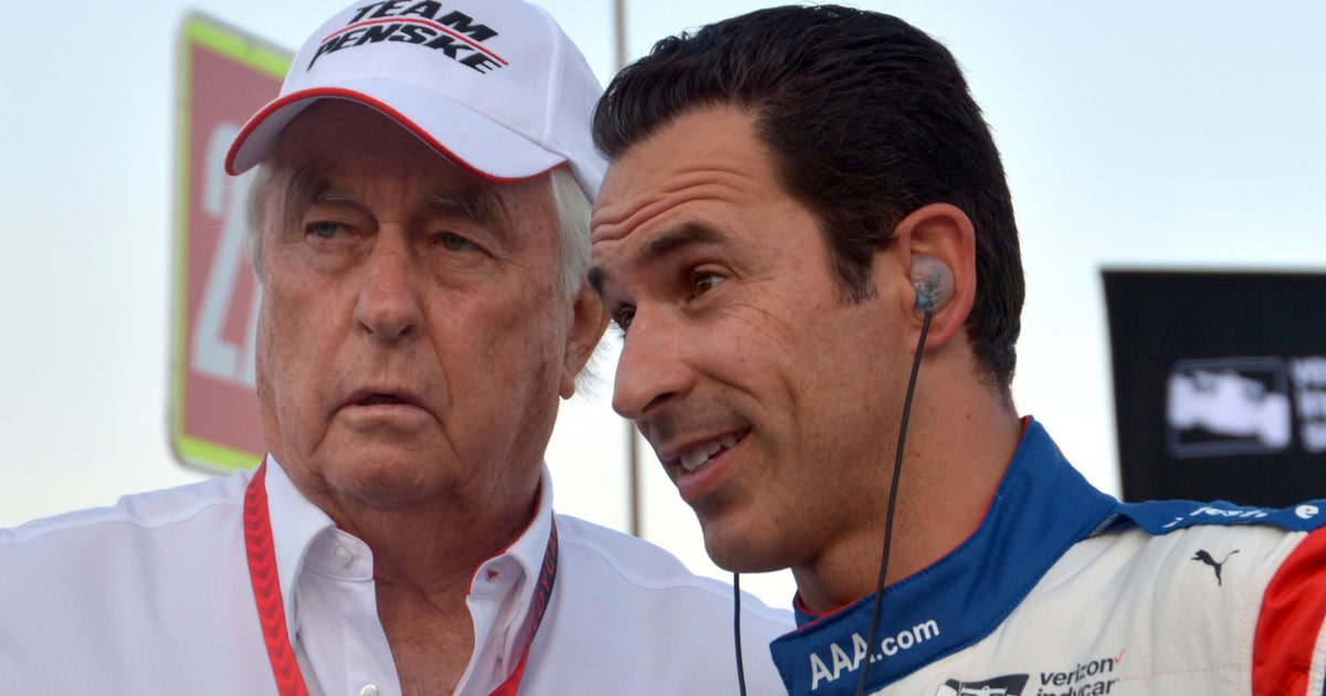 Castroneves optimistic about another shot at Indy 500 | FOX Sports