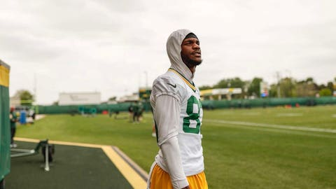 Marquez Valdes-Scantling, Packers receiver