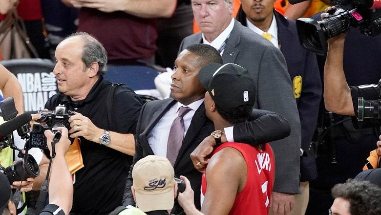 Attorney: Deputy in clash with Raptors exec has concussion