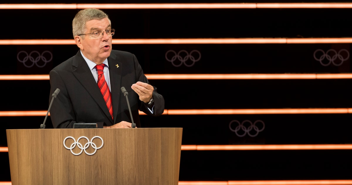 IOC president cautions against profit-driven sports events | FOX Sports