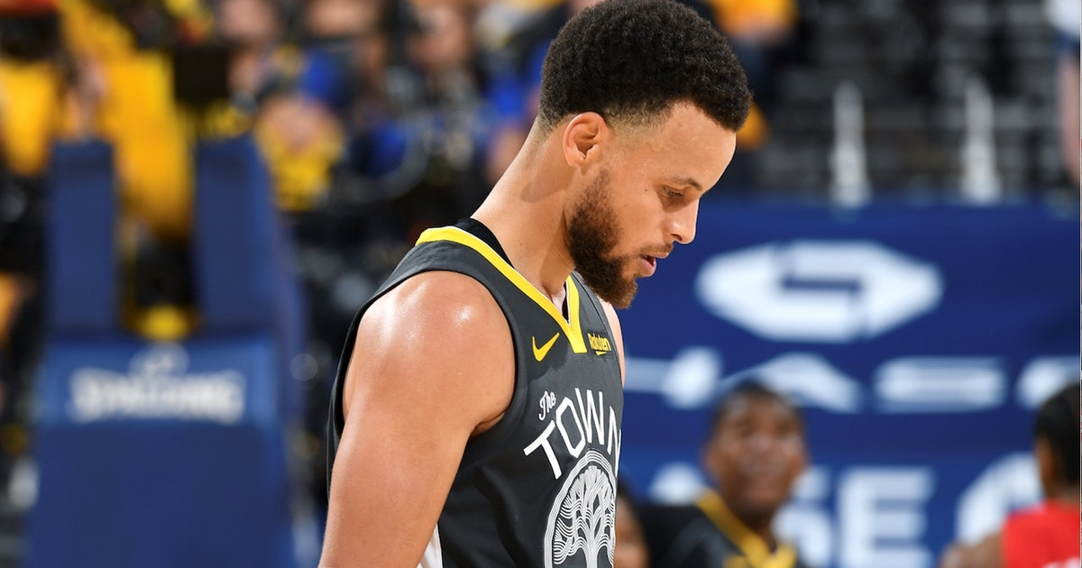 Shannon Sharpe thinks Stephen Curry's lack of NBA Finals moments does hurt his legacy