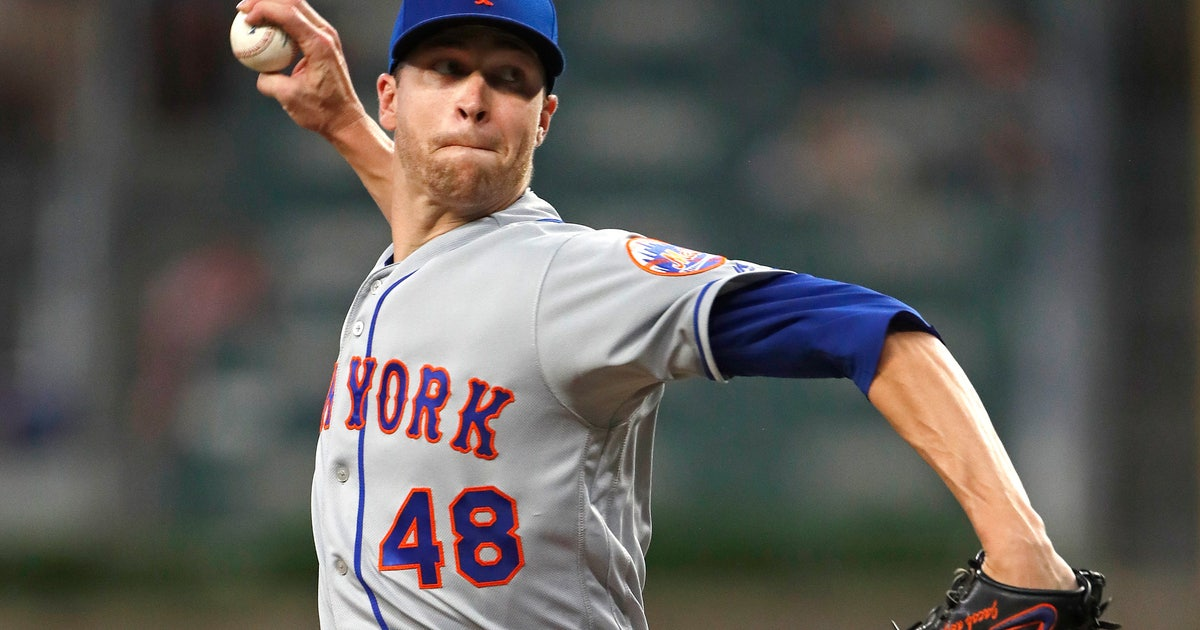 DeGrom, Alonso lead Mets to a 10-2 rout of 1st-place Braves | FOX Sports