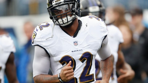<p>               FILE - In this Oct. 14, 2018, file photo, Baltimore Ravens cornerback Jimmy Smith warms up before an NFL football game against the Tennessee Titans, in Nashville, Tenn.  During a busy offseason, the Baltimore Ravens put a high priority on fortifying a secondary that last season played a huge role on the top-ranked defense in the NFL. That included retaining Jimmy Smith. (AP Photo/Wade Payne)             </p>