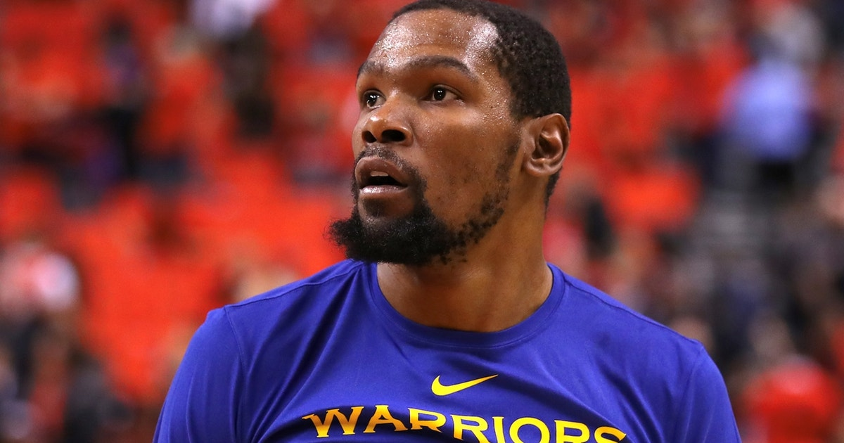 Marcellus Wiley reacts to Kevin Durant confirming he had surgery for ruptured Achilles